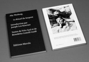 Le rituel du serpent. Récit d'un voyage en pays pueblo - Editions Macula - 9782865896868 -