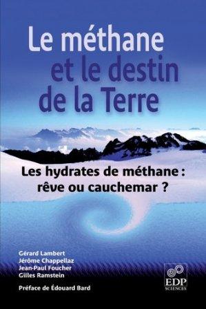 Le méthane et le destin de la Terre - edp sciences - 9782868838292 -
