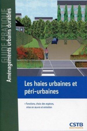 Les haies urbaines et péri-urbaines - cstb - 9782868915122 -