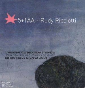 Le nouveau palais du cinéma de Venise. 5+1AA - Rudy Ricciotti, Edition français-italien-anglais - aam - 9782871432180 -