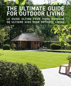 Le guide ultime du vivre outdoor - beta-plus - 9782875500267 -