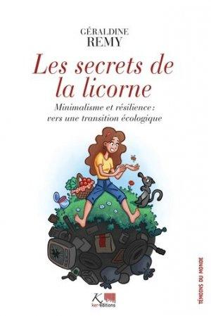 Les secrets de la licorne - Ker éditions - 9782875862402 -