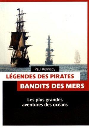 Légendes des pirates - Pages Ouvertes - 9782875920485 -