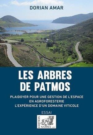 Les Arbres de Patmos - Editions Samsa - 9782875932662 -