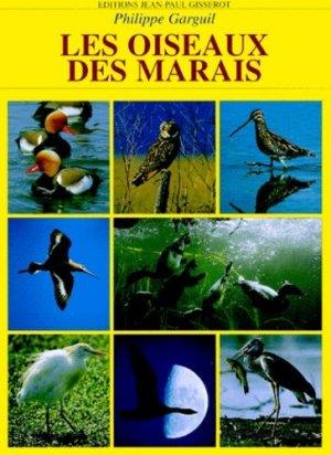 Les oiseaux des marais - jean-paul gisserot - 9782877475082 -