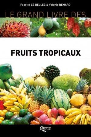 Le grand livre des fruits tropicaux - orphie - 9782877635660 -