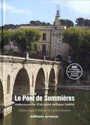 Le Pont de Sommières - errance - 9782877724555 -