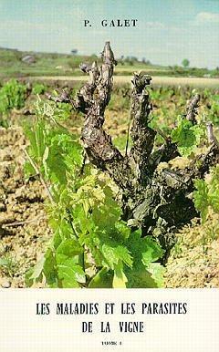 Les maladies et les parasites de la vigne Tome 1 - pierre galet - 9782877770385 -