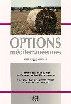 Les pailles dans l'alimentation des ruminants en zone méditerranéenne - ciheam - 9782877774741 -