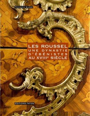 Les Roussel - faton - 9782878441581 -