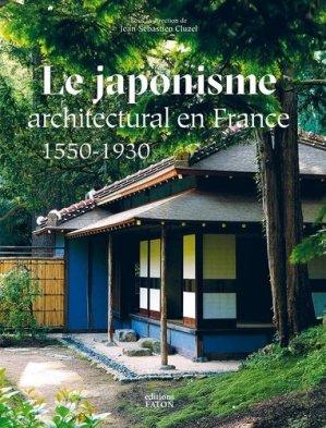 Le Japonisme architectural en France - faton - 9782878442328 -