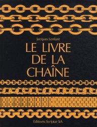 Le livre de la chaine - watchprint - 9782880120795 -