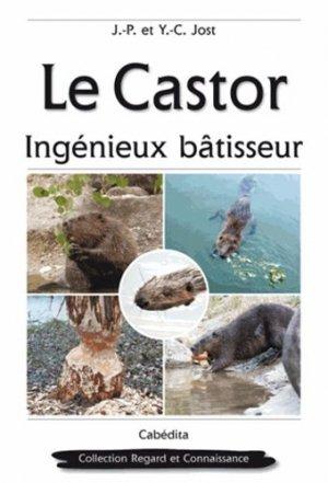 Le Castor - cabedita - 9782882956033 -