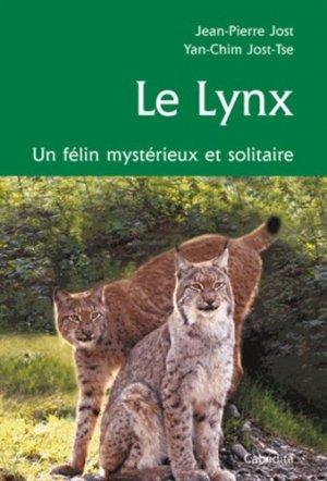 Le Lynx - cabedita - 9782882956323 -
