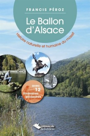 Le Ballon d'Alsace - du belvedere - 9782884192583 -