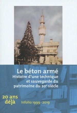 Le béton armé - infolio - 9782884743990 -