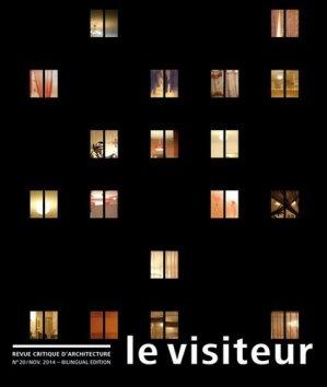 Le Visiteur N° 20 : Le silence habité des maisons. Edition bilingue français-anglais - Infolio - 9782884747431 -