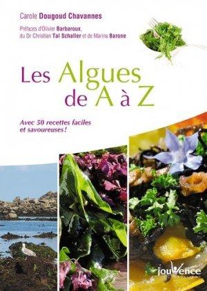 Les algues de A à Z - jouvence - 9782889112845 -
