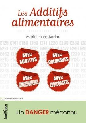 Les additifs alimentaires - jouvence - 9782889114054 -