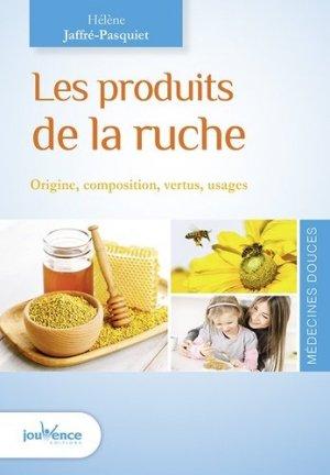 Les produits de la ruche - jouvence - 9782889116805 -