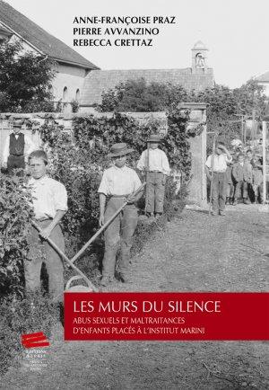 Les murs du silence - alphil - 9782889301591 -