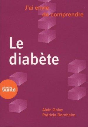 Le diabète - medecine et hygiene - 9782889410149 -