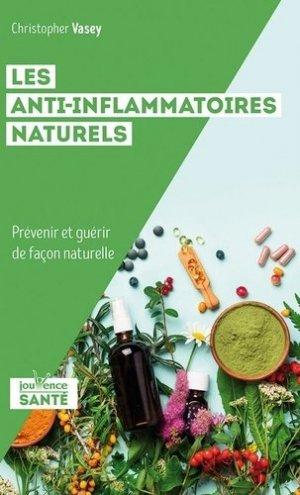 Les anti-inflammatoires naturels - jouvence - 9782889533985 -