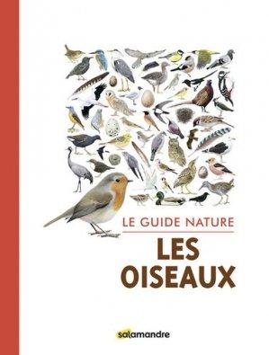Les oiseaux - plume de carotte - 9782889583683 -
