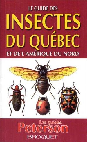 Les insectes de l'Amérique du Nord - broquet (canada) - 9782890002449 -