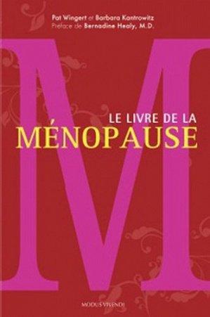 Le livre de la ménopause - modus vivendi (canada) - 9782895236634 -