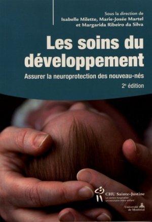 Les soins du développement - chu sainte-justine - 9782896199068 -
