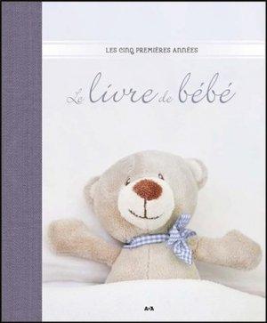 Le livre de bébé - ada - 9782897679330 -