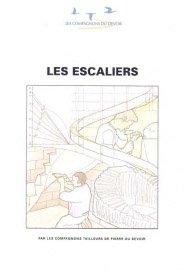Les escaliers - compagnonnage - 9782901362401 -