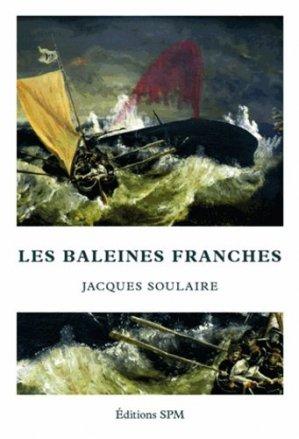 Les baleines franches - spm - 9782901952930 -