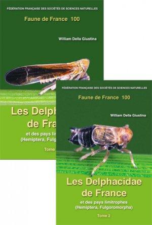 Les Delphacidae de France et des pays limitrophes - faune de france - 9782903052409 -