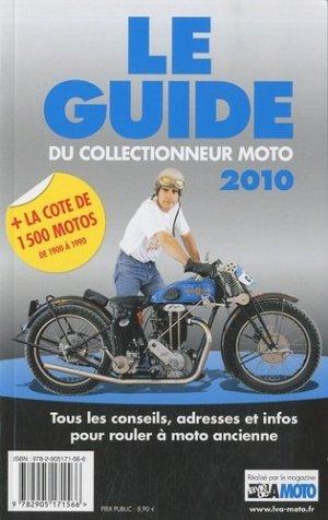 Le guide 2010 du collectionneur moto - lva (la vie de l'auto) - 9782905171566 -
