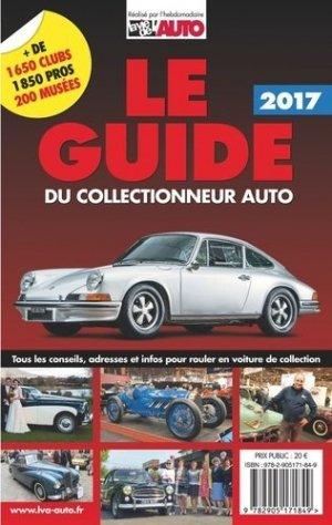 Le guide du collectionneur auto 2018 - lva (la vie de l'auto) - 9782905171894 -