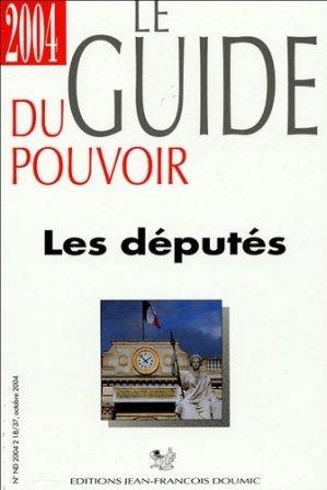 Les députés - Editions du Pouvoir - 9782906545717 -