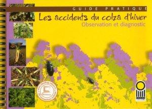 Les accidents du colza d'hiver - cetiom - 9782908645170