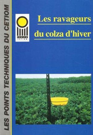 Les ravageurs du colza d'hiver - cetiom - 9782908645569
