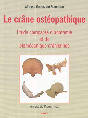 Le crâne ostéopathique - sully - 9782911074844 -
