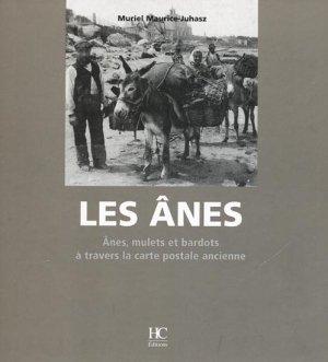 Les Ânes - hc  - 9782911207570 -