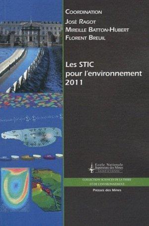 Les STIC pour l'environnement 2011 - presses des mines - 9782911256462