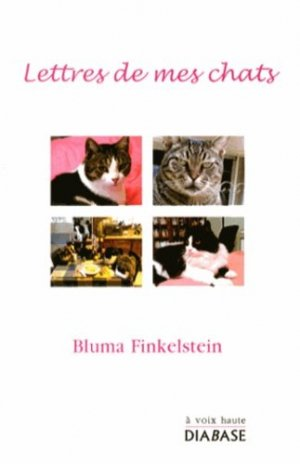 Lettres de mes chats - Diabase - 9782911438912 -