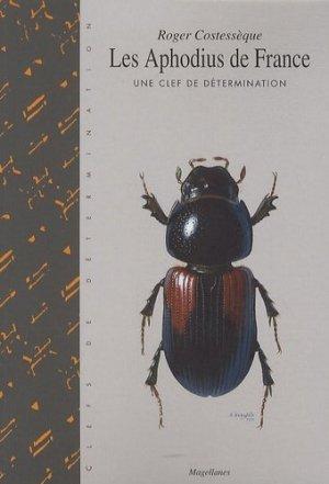 Les Aphodius de France - magellanes - 9782911545672 -