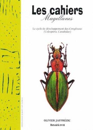 Le cycle de développement des Ceroglossus Coleoptera, Carabidae - magellanes - 9782911545818 -