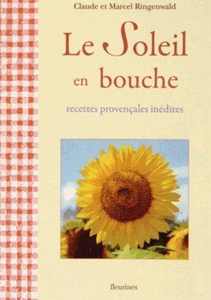 Le soleil en bouche - Fleurines éditions - 9782912690401 -