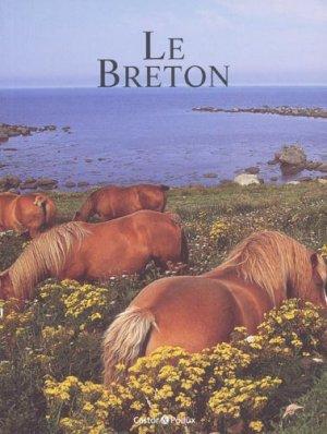 Le breton - castor et pollux - 9782912756664 -