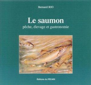 Le saumon Pêche, élevage et gastronomie - du pecari - 9782912848635 -