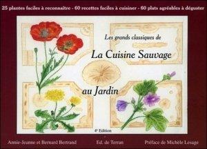 Les grands classiques de la cuisine sauvage au jardin - de terran - 9782913288539 -